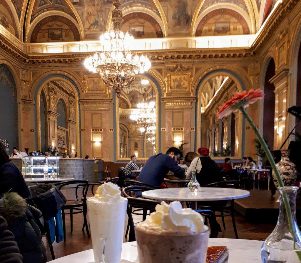 Cafe Parisi Budapest
