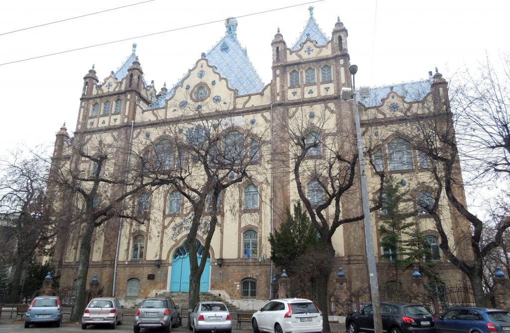 Geological Institute, Budapest