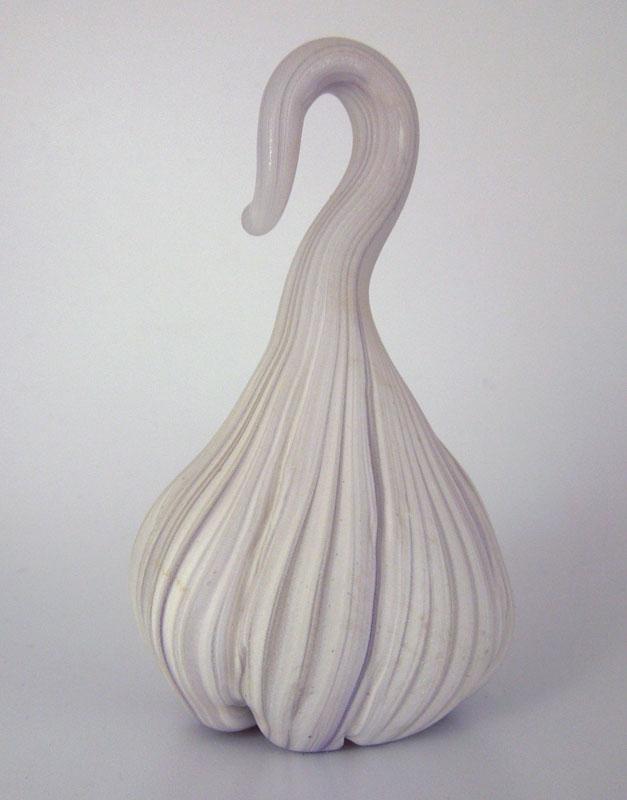 Blown garlic