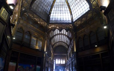 Budapest and Art Nouveau